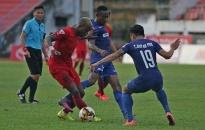 Vòng 17 V. League 2016: Hải Phòng – Bình Dương:  Thất bại từ người cũ