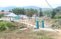 Cty Nhựa Tiền Phong khánh thành cây cầu đầu tiên trong chương trình Cầu nối yêu thương