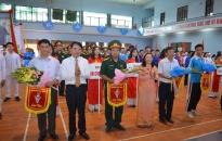 Khai mạc Đại hội Thể dục thể thao quận Ngô Quyền lần thứ VIII