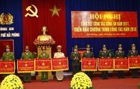 Công an quận Ngô Quyền: Hoàn thành xuất sắc nhiệm vụ giữ vững bình yên địa bàn