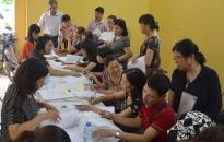 180 hộ dân ngõ 47 Lê Lai , phường Máy Chai nhận nhà tạm cư