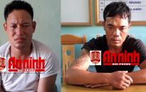 CAH Kiến Thụy vây bắt thành công 2 đối tượng cướp liên hoàn