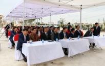 Huyện Kiến Thụy phát động Tết trồng cây-xuân Kỷ Hợi năm 2019