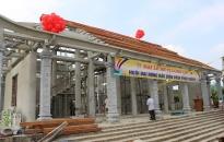 Lễ cất nóc chùa Phúc Khánh (Bà Sét)