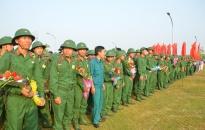 Huyện Cát Hải: Xây dựng kế hoạch tuyển chọn công dân tham gia nghĩa vụ quân sự năm 2018