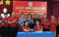Hỗ trợ người dân Sơn La khắc phục thiệt hại do mưa lũ