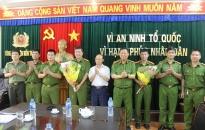 CAH Kiến Thụy liên tiếp phá 2 chuyên án