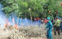 Tuyên truyền phổ biến pháp luật bảo vệ rừng