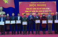 Huyện ủy Cát Hải tăng cường công tác xây dựng Đảng