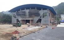Huyện Cát Hải đẩy nhanh tiến độ xây dựng Trung tâm VH-TT-TT