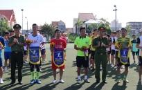 Sôi nổi giải bóng đá CAH Kiến Thụy lần thứ 4, năm 2019