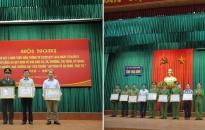 Tỉnh Thái Bình: Sơ kết 5 năm thực hiện Thông tư 23/2012/TT-BCA của Bộ Công an