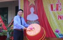 Tưng bừng lễ khai giảng Trường tiểu học Quán Toan