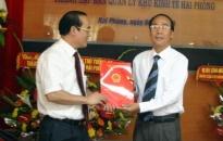 Thành lập Ban quản lý khu kinh tế thành phố