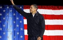 Nước Mỹ có tổng thống da màu