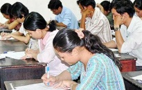 441 thí sinh dự thi công chức dự bị