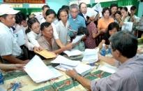Công khai phương án đền bù của 53 hộ dân