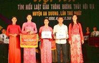 Huyện An Dương giảm 5% số vụ tai nạn giao thông