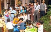 Hải Phòng sẽ có trung tâm nuôi dưỡng trẻ nhiễm HIV