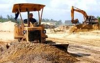 Cưỡng chế các hộ tái lấn chiếm mặt bằng dự án resort sông Giá trước 15-12