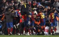 """Barca khuất phục Real trong trận """"siêu kinh điển"""""""