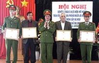 Phường Quang Trung giảm 87% số vụ trộm cắp xe máy