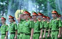 Tu dưỡng, rèn luyện, công tác, chiến đấu và phục vụ nhân dân tốt