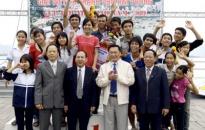 Thủy Nguyên vô địch giải việt dã TP Cúp Hội nhà báo 2009