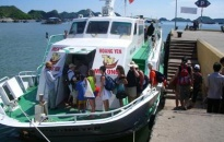 200 chuyến tàu thủy ra đảo an toàn