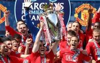 Manchester chính thức đăng quang