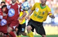 Lộ diện ứng viên rớt hạng ở V.League 2009