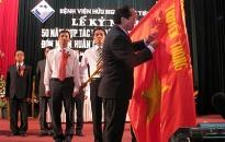 Bệnh viện Việt - Tiệp đón nhận Huân chương Độc lập hạng ba