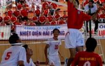 Khai mạc giải bóng chuyền khu vực phía Bắc