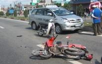 Tuần qua xảy ra 2 vụ TNGT đường bộ