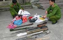 Nhân dân huyện An Dương chấp hàng quy định về cấm pháo, đèn trời