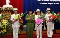 CATP công bố quyết định thành lập tiểu đoàn cảnh sát cơ động