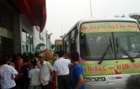 Khai trương tuyến xe buýt miễn phí Big C - Kỳ Sơn