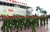 Nòng cốt, xung kích trong thế trận an ninh nhân dân