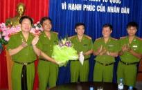 CATP khen thưởng CAQ Ngô Quyền, Lê Chân và Phòng PC45