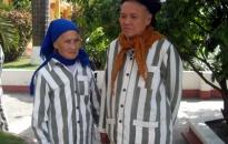 Liêu xiêu cảnh già ở tù
