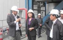 Tiếp tục đẩy nhanh tiến độ Nhà máy nhiệt điện Hải Phòng