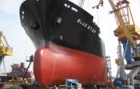 Khởi công xây dựng bến số 7 tân cảng Đình Vũ