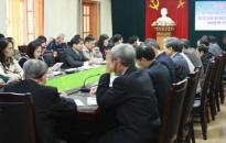 Quận Hồng Bàng tập huấn công tác tham gia bầu cử