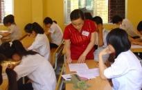 Phương án tuyển sinh lớp 10 THPT năm học 2011 - 2012