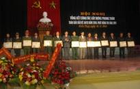 Kiến Thụy triển khai 5 nhiệm vụ toàn dân bảo vệ ANTQ