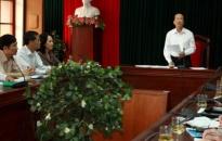 Công bố danh sách người ứng cử đại biểu HĐND TP