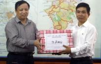 Phó chủ tịch HĐND TP thăm, tặng quà nạn nhân chất độc da cam
