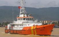 9 thuyền viên gặp nạn trên biển