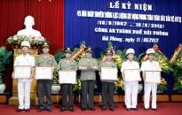 Kỷ niệm 45 năm ngày truyền thống lực lượng xây dựng phong trào toàn dân bảo vệ ANTQ