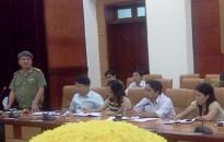 Hội thi CLB Chiến sỹ ANNT tuyên truyền về TTATGT đường bộ